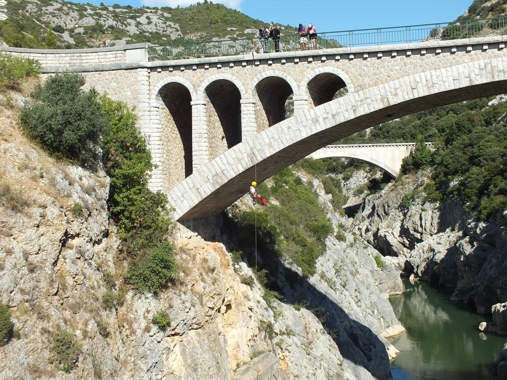 Pont-du-Diable-Herault