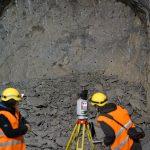 levé géologique laserscanner